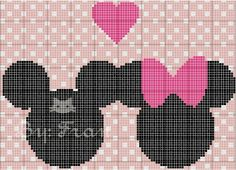 Cross Stitch: coração