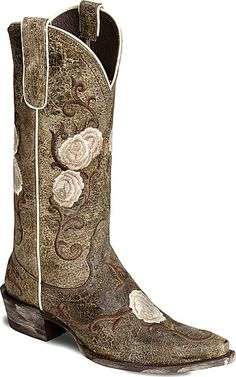 ariatbrown Ariat Marble Corazon Boots