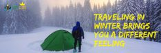 Winter camping is fun. However, you need to know some tips on how to keep yourself warm to enjoy your camping experience. Temperatures can get extreme at night and this and pose a problem to campers. I'm sure the last thing you want is to freeze. I will take you through some tips on how to insulate a tent for winter camping to keep yourself warm. 4 Person Tent, Different Feelings, Winter Camping, Camping Hacks, Freeze, Campers, Insulation, Outdoor Gear, Bring It On