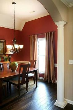 You\'ll Love These Elegant, Brilliant Dining Room Colors   Paint ...