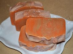 Orange Creamsicle Soap - http://soapguildstores.com/MaitriBB/ProductDetail.aspx?CategoryID=3364=13758=Orange+Creamsicle