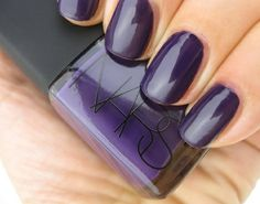 Nail Polish Porn: NARS Fury and Galathée - we heart this | we heart this