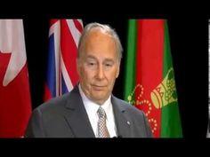 HH the Aga Khan speech in Ontario,Canada(May 2015)