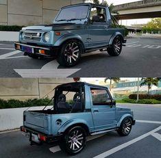 Suzuki Sj 410, Jimny Suzuki, Ford Capri, G Class, Katana, Cars And Motorcycles, Samurai, Jeep, Cars Motorcycles