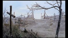 Django (1966). Directed by Sergio Corbucci. Starring Franco Nero, Loredana Nusciak, Simón Arriaga. Graveyard.