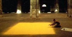Yellow Field (Wolfgang Laib)