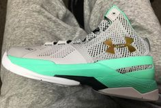 Under Armour Curry 2 'Easter'