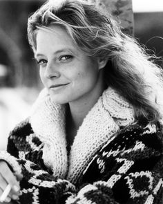 Lovely Jodie Foster