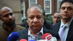 Pakistan ex-PM Nawaz Sharif given jail term - The News Articles Uk Capital, Current Affairs Quiz, Nawaz Sharif, Son In Law, Latest News Updates, News Articles, Bbc News, Investigations, 10 Years