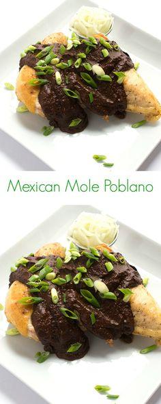 Mexican Mole Poblano