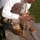 Traditional Firestarting-Part II: Fire from Friction