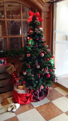 #Weihnachtsbaum #Christbaum Christmas Tree, Holiday Decor, Home Decor, Xmas, Xmas Tree, Homemade Home Decor, Xmas Trees, Decoration Home, Christmas Trees