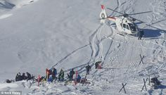 Schumacher suffered brain damage after a freak ski accident in Meribel in the French Alps