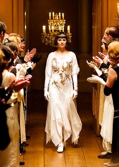 Julia Flyte - Hayley Atwell in Brideshead Revisited (2008).