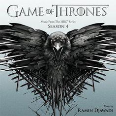 Ramin Djawadi: Game Of Thrones Season 4 Soundtrack 180g Import 2LP November 25 2016 Pre-order