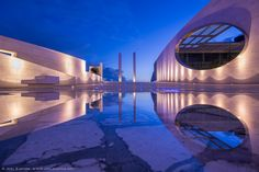 Fundação Champalimaud Centre for The Unknown, Lisbon, Portugal, by Joel Santos | por Joel Santos - Photography