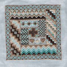 stitchin fingers challenge by Pins and Needles, via Flickr