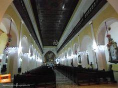¿Qué tanto conoces Bucaramanga y su área metropolitana? Dinos en que iglesia se tomó esta foto. Gracias Victor Hugo Perico (https://www.facebook.com/victorhugo.pericojerena) por compartirla. #conocebucaramanga