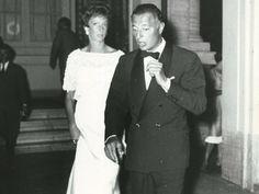 Gianni e Marella Agnelli in Naples, 1960