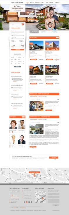 Casa Real Estate Template 51 Pages. More info on http://themeforest.net/item/casa-real-estate-template-51-pages/6549416?ref=ubaidullahbutt