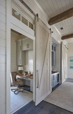 office-barn-door
