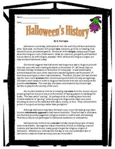 All About Frankenstein | Comprehension Worksheets, Frankenstein ...
