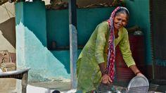 Villager  Himachal Pradesh India Dez. 2013 by Susanne Lindner
