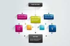 Flowchart diagram.. Business Infographic. $3.00