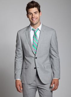 Light blue summer men suit | Suit and Tie | Pinterest | Blue ...