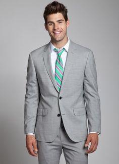 Men's lightweight cotton summer suits. Hot July wedding? Look ...