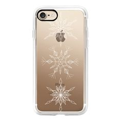 Let it Snow 3 - iPhone 7 Case, iPhone 7 Plus Case, iPhone 7 Cover,... (825 MXN) ❤ liked on Polyvore featuring accessories, tech accessories, phone, phone cases, iphone case, iphone cover case, apple iphone case and iphone cases