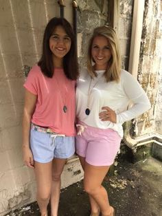 Haley Brooke Lounge Shorts, Blue