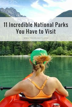 These national parks are totally worth the drive.