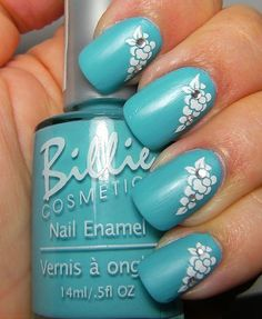 Alluring Nail Art Designs