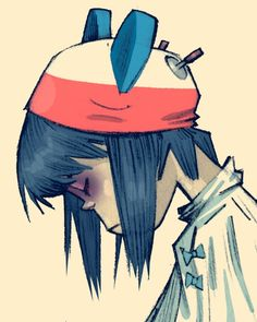 Jamie Hewlett's cartoonist work has been used in comics, music and even on some special items.
