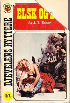 """""""Troubled Range"""" av John Thomas Edson John Thomas, Comic Books, Range, Comics, Reading, Cover, Cookers, Reading Books, Cartoons"""