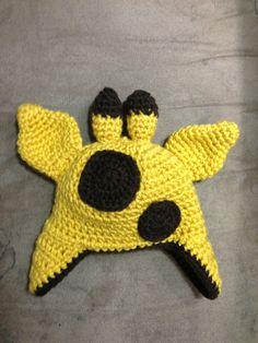 Giraffe hat #crochet #giraffe #newborn #gift