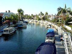 Naples Island Ca I Run Here Every Morning Long Beach Us