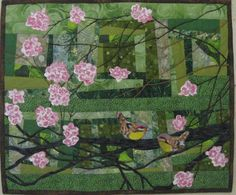 Looking for quilting project inspiration? Check out Birds Quilt by member auksesh.