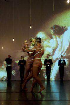 De macht der theaterlijke dwaasheden, Jan Fabre. deSingel International Arts Campus, via Flickr