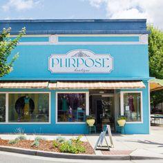 Stores — Purpose Boutique