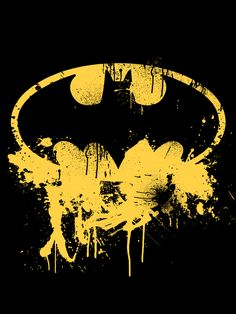 Batman Splatter by rcrosby93.deviantart.com on @deviantART