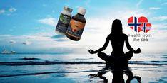 Helse fra havet med varer Fish Oil, Health Care, Sea, The Ocean, Ocean, Health