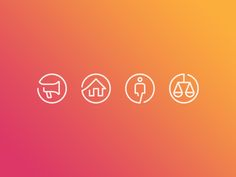 Icons for Leto Bank #1 by Monographic