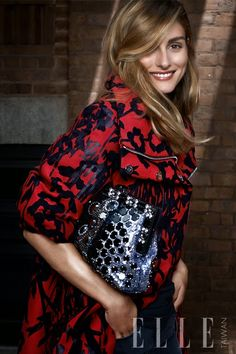 Olivia Palermo for Elle Taiwan September 2014 Estilo Olivia Palermo, Olivia Palermo Outfit, Olivia Palermo Lookbook, Olivia Palermo Style, Johannes Huebl, All About Fashion, Star Fashion, Women's Fashion, Look Cool
