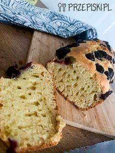 Przepis na Szybkie Ciasto z Borówkami Bread, Food, Brot, Essen, Baking, Meals, Breads, Buns, Yemek