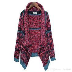 Wholesale Autumn winter cardigan sweaters 2015 women fashion ...