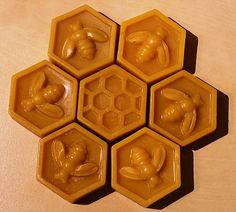 byZniev / Včelí vosk