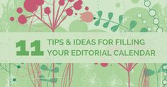 Is an editorial calendar part of your content marketing strategy? If not, consider all the benefits of creating and maintaining one.