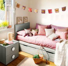 Teenage Girl Bedroom Design Ideas – Digiyan Home Ideas Teenage Girl Bedroom Designs, Teenage Girl Bedrooms, Girls Bedroom, Bedroom Decor, Bedroom Ideas, Deco Disney, New Room, Girl Room, Decoration